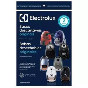 Kit sacos para aspirador electrolux clario jetmaxx equipt