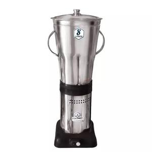Liquidificador industrial 8 litros baixa rotação massas