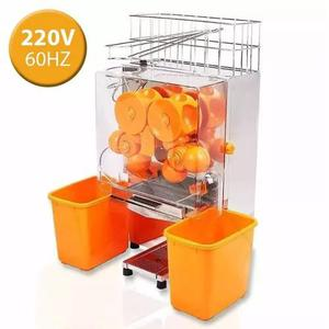 Maquina profissional de suco de laranja e outros cítricos