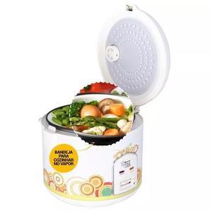 Panela elétrica de arroz - 1.8l - 10 xícaras
