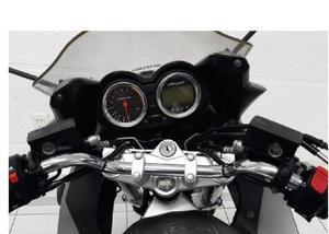 Suzuki bandit 1250s cinza 2011