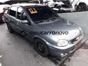 Chevrolet corsa sedan super milenium 1.0 mpfi 16v 2001/2001