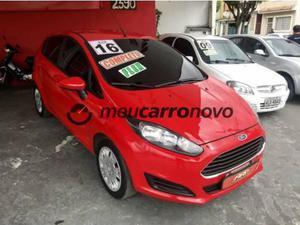 Ford fiesta 1.5 16v flex mec. 5p 2015/2016