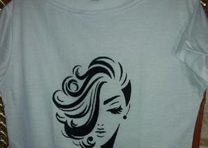 a8457d8da Blusas camisetas femininas   REBAIXAS Abril