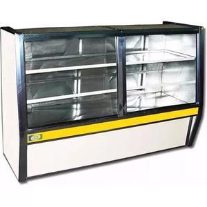 Balcão refrigerado expositor 1,50 220v p bebidas vitrine
