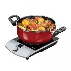 Cooktop 1 boca indução gourmet cadence