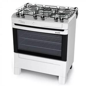 Fogão 5 bocas grill automático maggiore mueller 127v ejwt