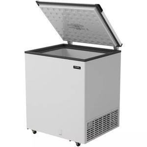 Freezer Horizontal Esmaltec Efh250 239l Branco 127v