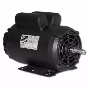 Motor elétrico monofásico weg 2cv 127/220v moenda cana