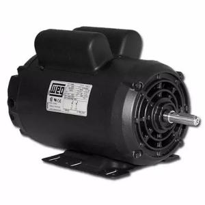 Motor elétrico monofásico weg 2cv 4polos 127/220v