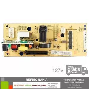 Placa eletrônica microondas consul cmo20 cma20 - w10634099