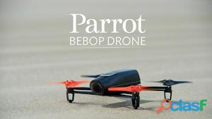 Drone parrot bebop   gps   14mp full hd + 2 baterias