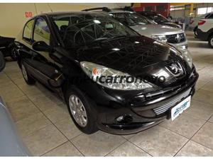 Peugeot 207 sed. passion xr sport 1.4 flex 8v 4p 2011/2012