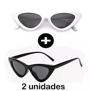 2x óculos de sol f