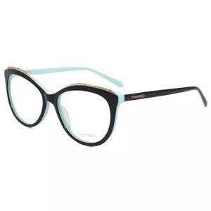 bf564e7e1f860 Armação de grau - tiffany  amp  co. gatinho - tf2147 oculos