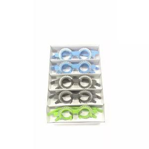 Armação de prova óculos kit com 5 dps oftalmica 073b6fac58