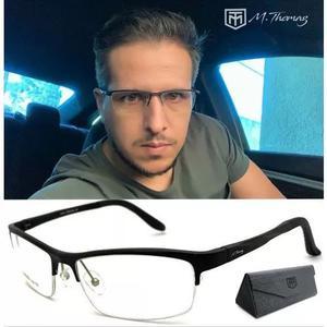 Armação oculos grau masculino m.thomaz mt74 original