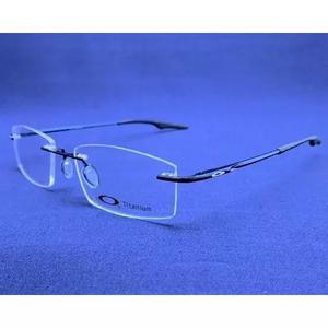 Armação oculos grau masculino titânio blue ox3122