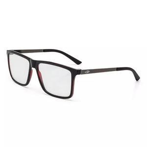 Armação oculos grau mormaii khapa m6045a9756 preto