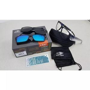 Armação oculos grau mormaii swap m6057a41 clipon