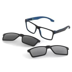 Armação oculos grau mormaii swap m6057aa356 clip on