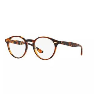 Armação oculos grau ray ban rb2180v 5675 49mm marrom