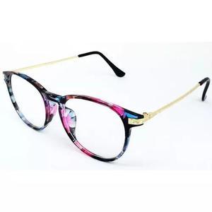 04b0ca452cd9b Armação vintage para óculos de grau - várias cores