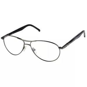 Armação óculos de grau masculino aviador metal 13100