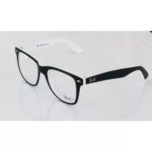 Armação òculos de grau quadrado masculino f