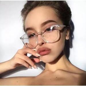 Armação óculos de grau redondo f