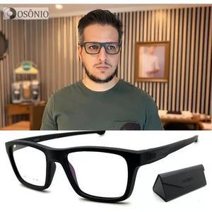 Armação óculos grau acetato osônio os51 original pr