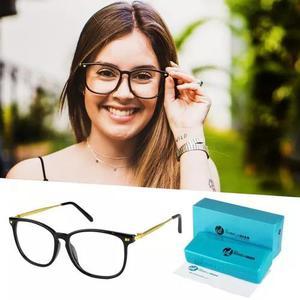 62de44c581fdf Armacao oculos grau gatinho   REBAIXAS fevereiro     Clasf