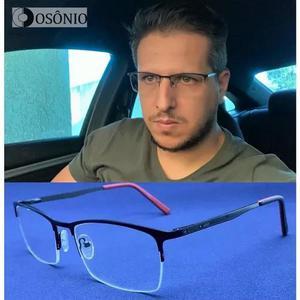 Armação óculos grau masculino osônio os30 original
