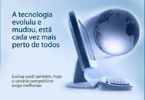 Cursos em tecnologia pela internet