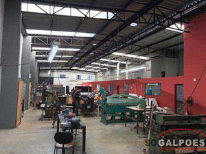 Galpão, distrito industrial (vale do jatobá), 4 vagas