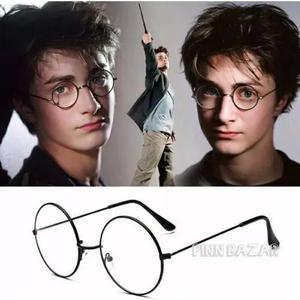 Oculos harry potter armação c/lente s/grau cosplay