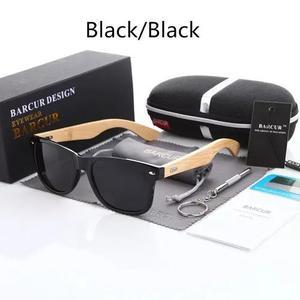 Oculos madeira polarizado masculino f