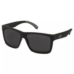 Oculos mormaii san diego m0009a1401 preto fosco lente cinza