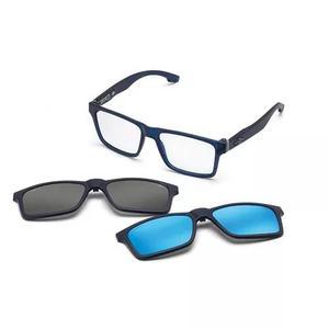 Oculos para grau mormaii swap m6057k2656 clip on polarizado