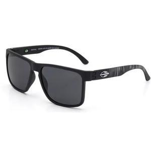 Oculos sol mormaii monterey m0029aco01 preto fosco lt cinza