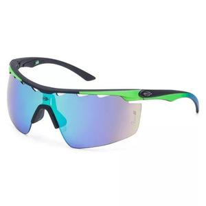 Oculos solar mormaii athlon 4 m0042aad85 azul espelhado