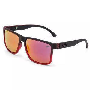 Oculos solar mormaii monterey m0029aak11 vermelho preto