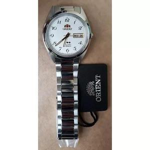 129bc6ed2bc Orient relógio orient automatico classico aço masculin