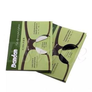15aca494664f2 Plaqueta suporte nariz silicone para óculos acetato (pads) em Brasil ...