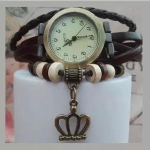 Relógio de pulso vintage f