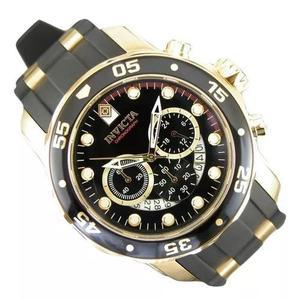 5d61e4b9665 Relógio invicta cronografo pro diver ref 6981 100% original