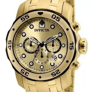 7048cfc47b4 Relógio invicta pro diver - 80070 dourado masculino em Brasil ...