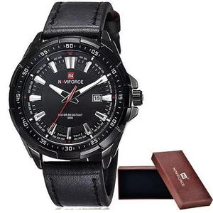Relógio masculino militar prova d'água original