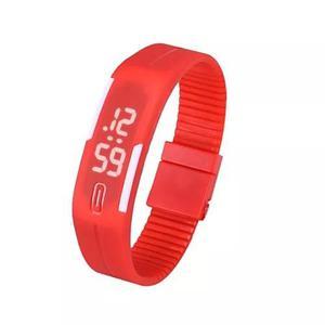 Relógio nike led pulseira led br watch man/2 baterias p/ent