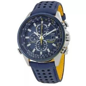 Relogio citizen blue angels at8020-03l eco-drive